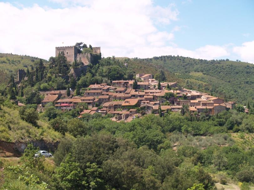 Castelnou (Photo La Gazette Catalane)