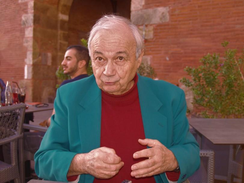 Lionel Tardif(Photo La Gazette Catalane)