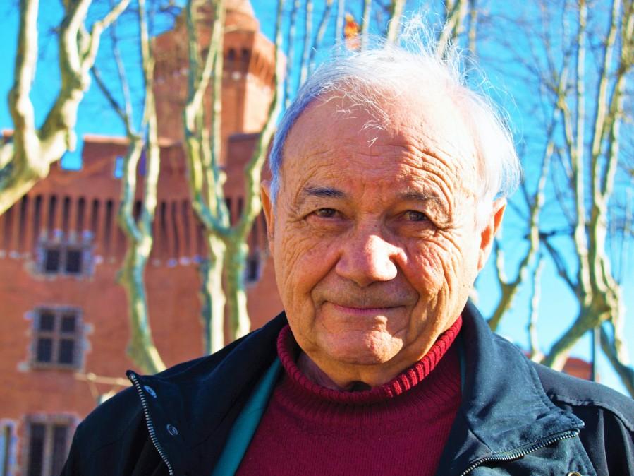 Lionel Tardif, cinéaste, réalisateur, auteur (Photo La Gazette Catalane)