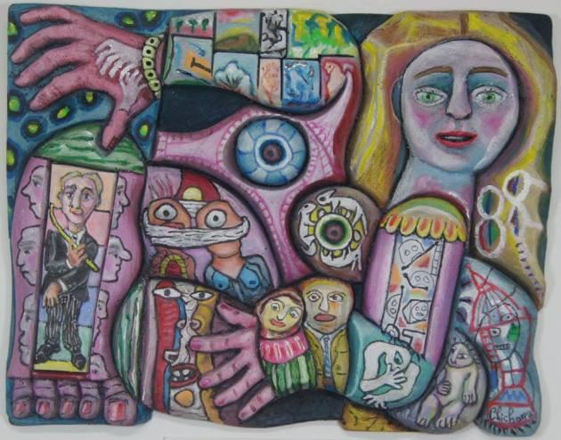 Mario Chichorro Elle est belle la partenaire de l'illusionniste