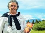 """Roger Blandignères auteur du roman """"Les dessous du Paradis"""" (Photo La Gazette Catalane)"""