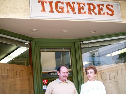 Quincaillerie Tignères (La Gazette Catalane)