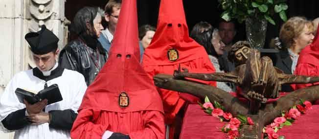 Les mystères de la procession de laSanch
