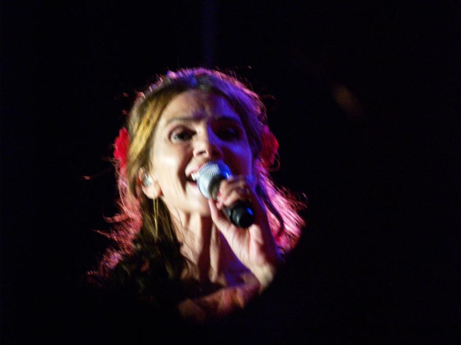 Victoria Abril (Photo La Gazette Catalane)