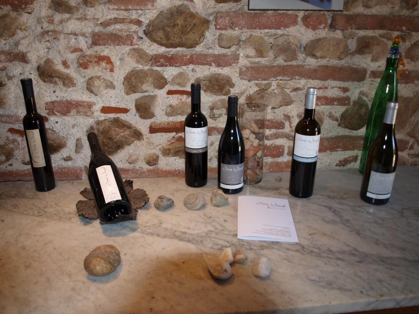 Vins authentiques et élégants, signature d'un travail passionné (Photo La Gazette Catalane)