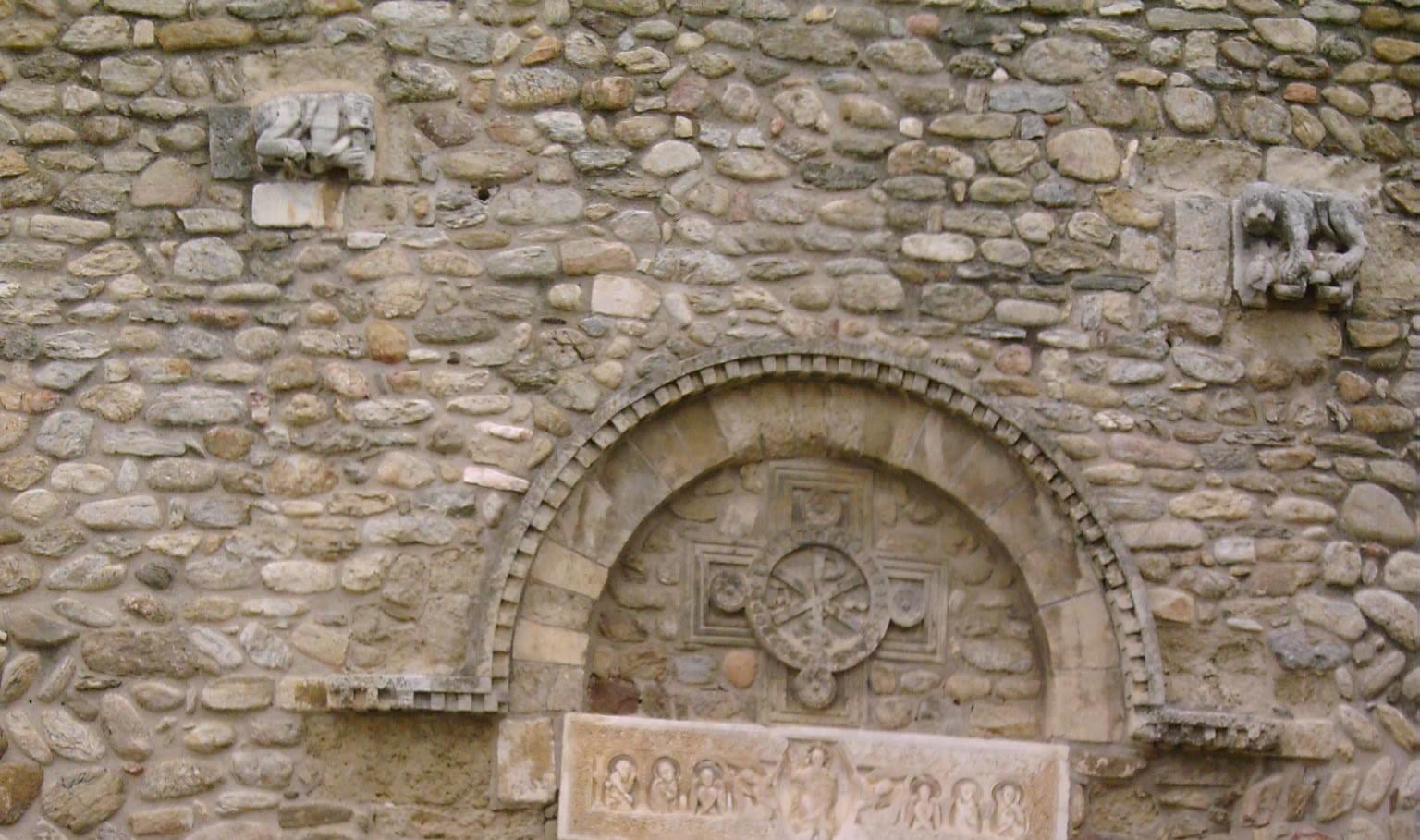 Simionts Eglise Saint André sorède