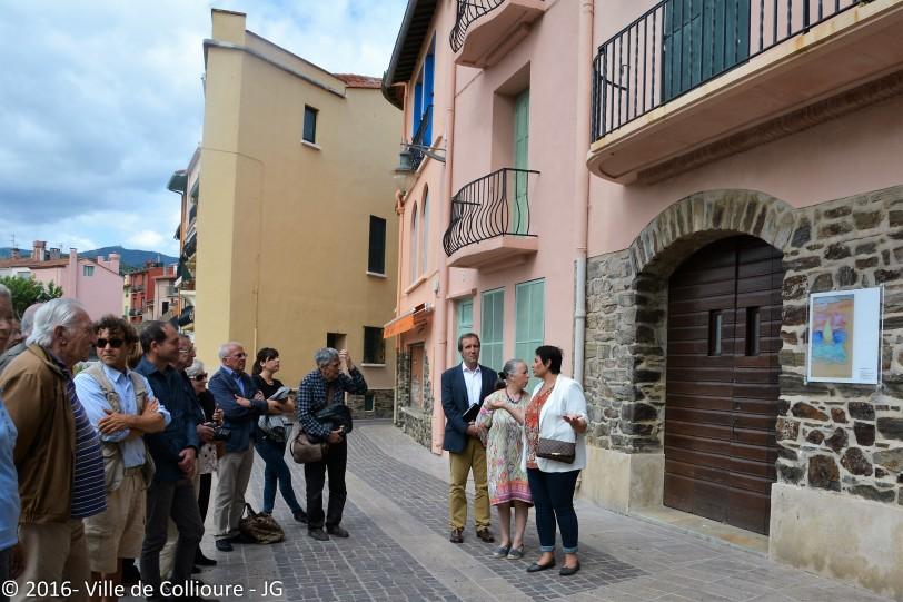 Collioure le nouveau chemin du fauvisme collioure la gazette catalane - Office du tourisme de collioure ...