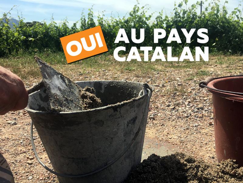 Béton Oui au pays catalan