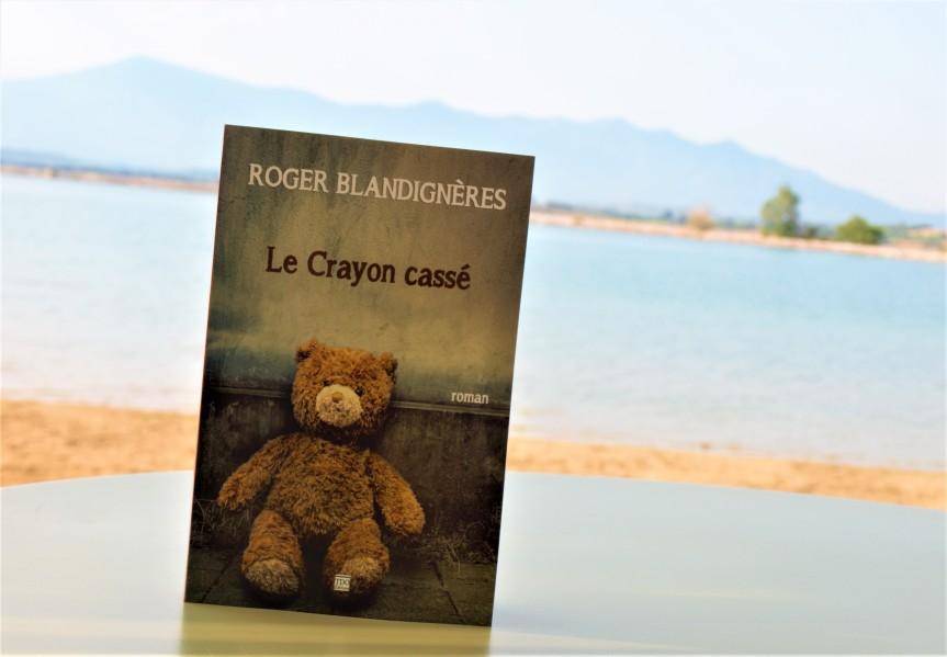 «Le crayon cassé» roman de Roger Blandignères traite des violences conjugales (exclusif interviewvidéo)