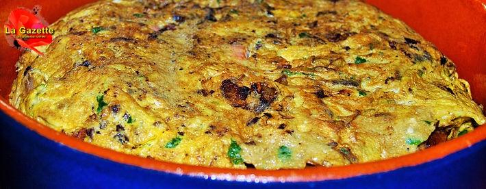 L'omelette de Pâques ? En l'any que ve… la truita dePasqua