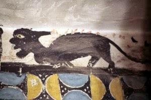 simiot pintura Arles sur tech