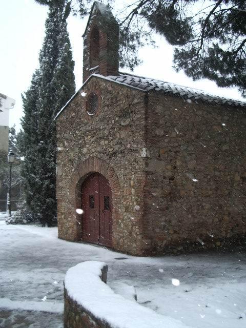 chapelle Saint Sébastien Thuir Photo lagazettecatalane.com