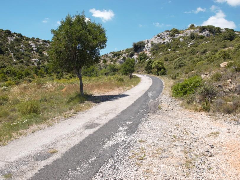 La route de Périllos (Photo lagazettecatalane.com)