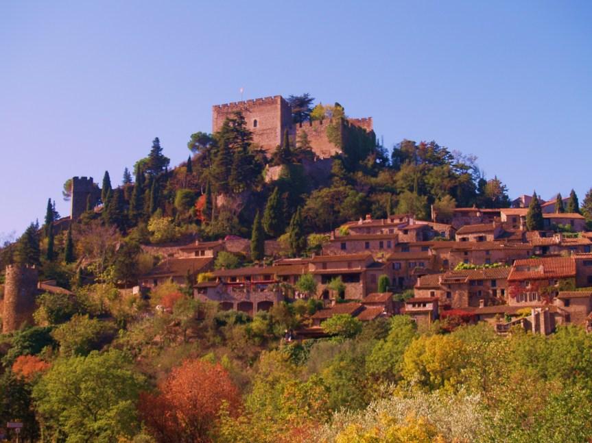 Castelnou: Étiennette, à la recherche des tempsperdus