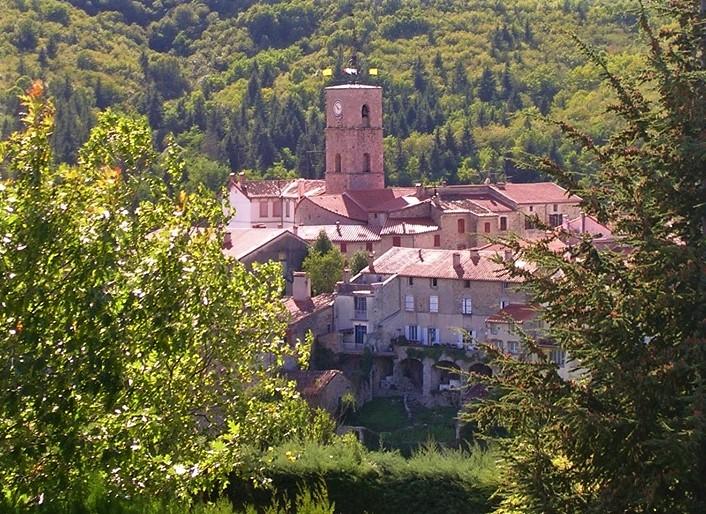 Saint Laurent de Cerdans… Pourquoi Cerdans?