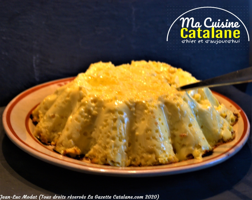 Ma recette catalane du Pad'ous