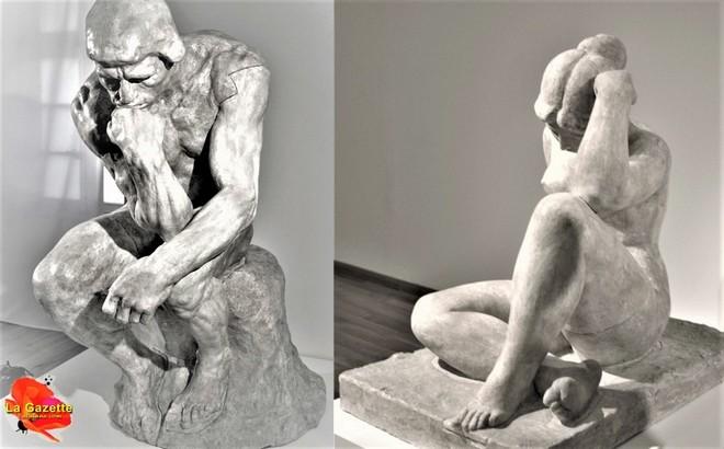 Maillol et Rodin leur quête del'Absolu