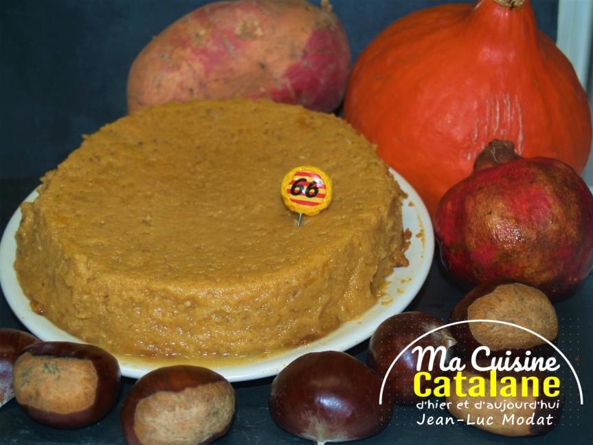 Ma recette catalane du gratin sucré depotiron