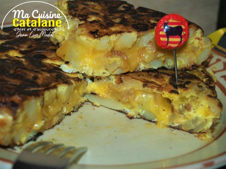 L'Omelette catalane de ma grand-mère Rose (Paret  catalana de la meva àviaRose)