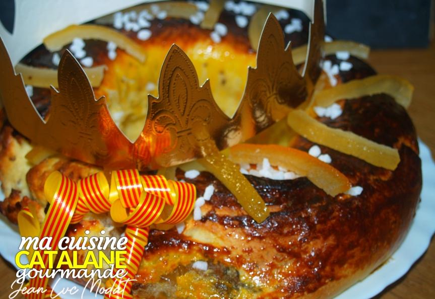 Recette traditionnelle catalane du gâteau desrois