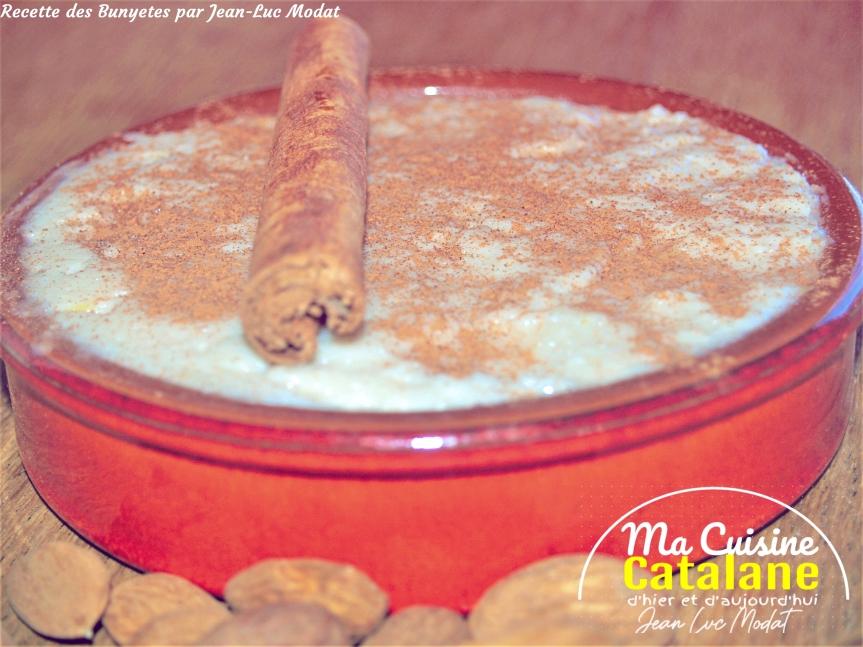 L'Entremet catalan blanc-manger