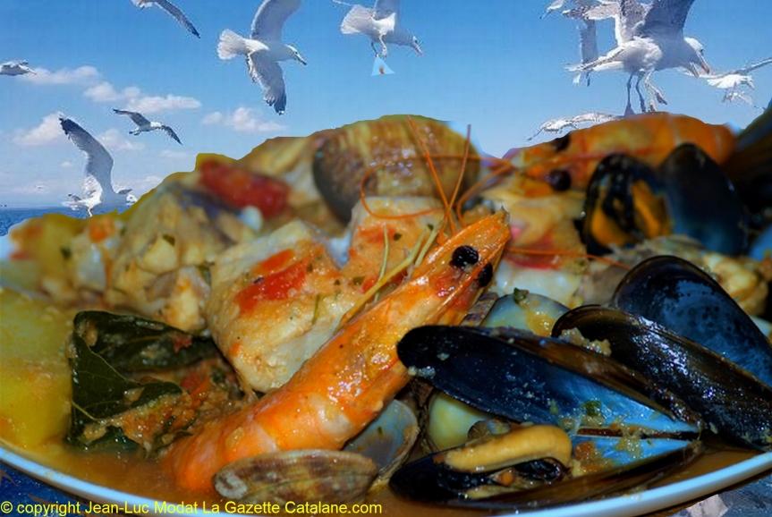 Suquet des pêcheurscatalans